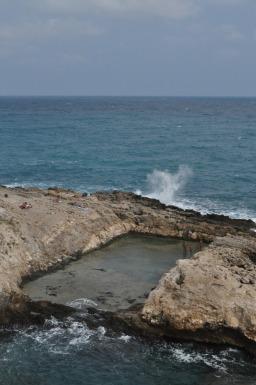 32 metri quadrati di mare Adriatico.2013